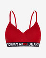 Tommy Jeans Lightly Padded Logo Podprsenka
