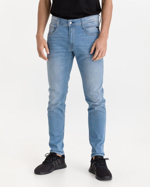 Replay Anbass X-Lite+ Jeans Albastru