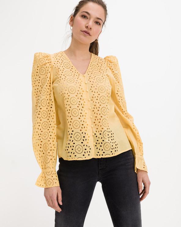 Vero Moda Deja Bluză Galben