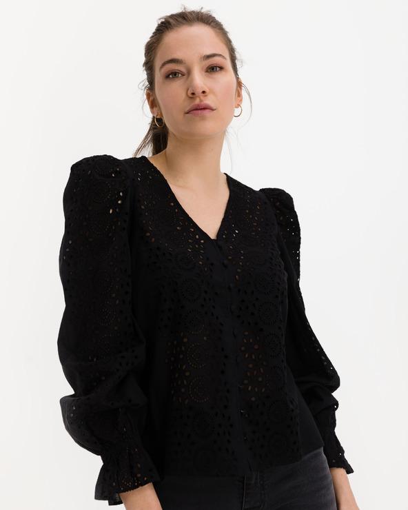 Vero Moda Deja Bluză Negru