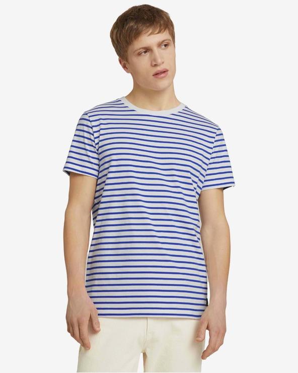 Tom Tailor Denim Tricou pentru copii Albastru Alb