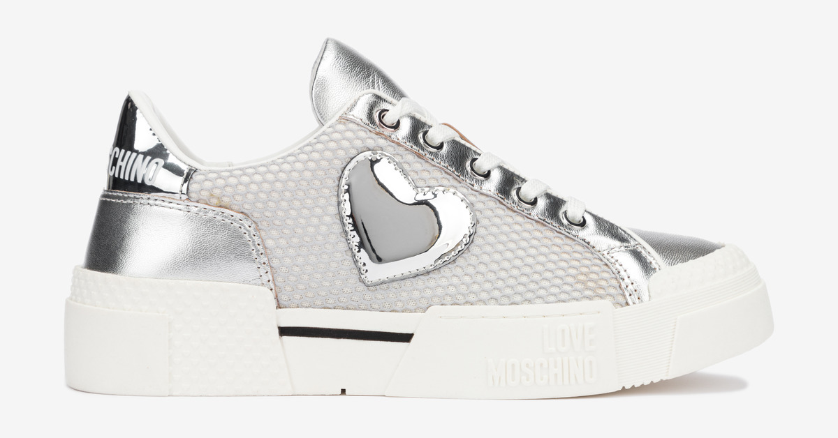 Details about  /Love Moschino Women/'s Sneakers Faux-Fur