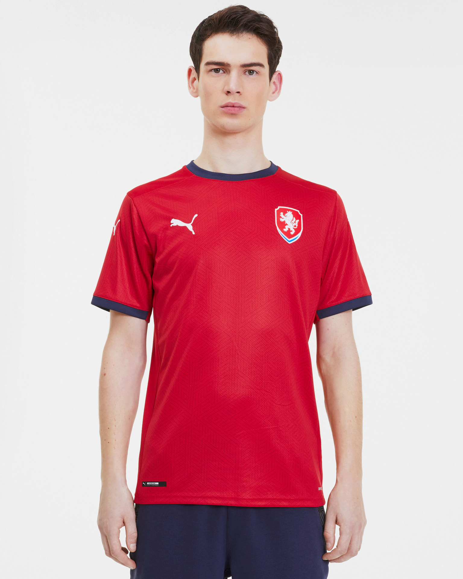 Puma - Czech Republic T-shirt Bibloo.com