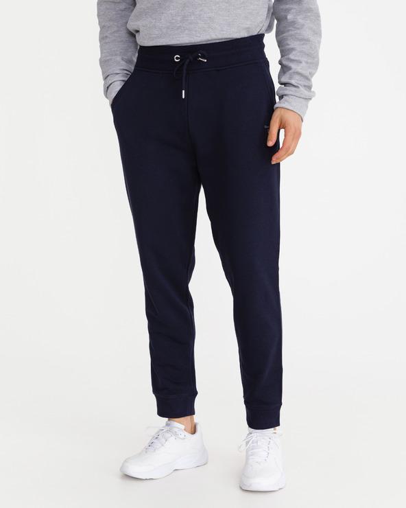Gant Original Pantaloni de trening Albastru