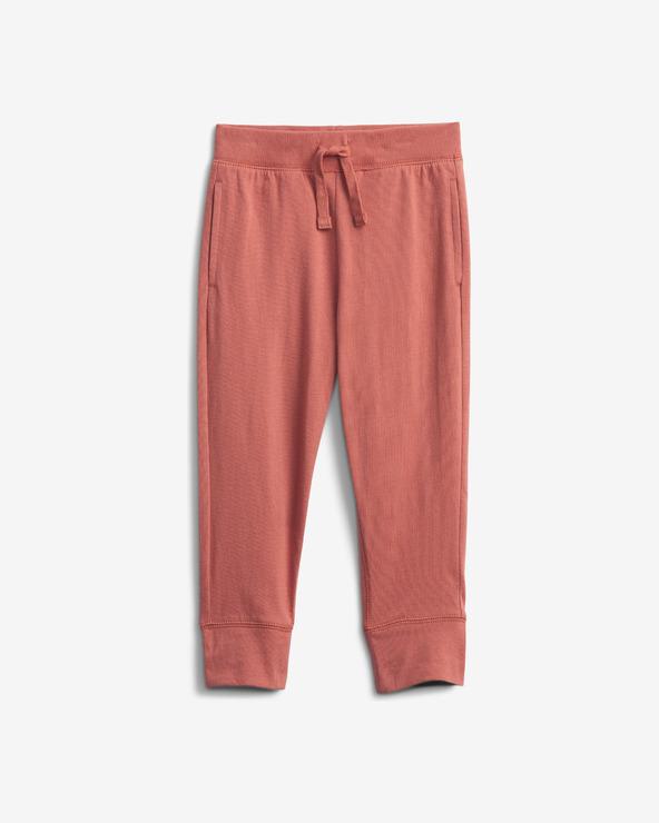 GAP Pantaloni de trening pentru copii Roșu
