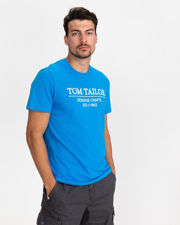 Tom Tailor Tricou Albastru