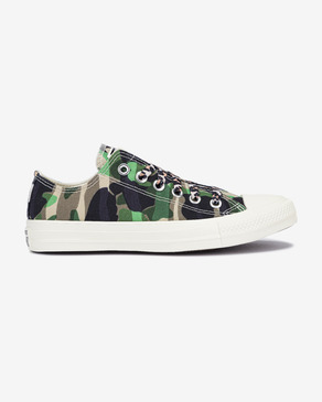 Converse Chuck Taylor All Star Archive Print On Print Ox Tenisky
