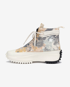 Converse Washed Florals Run Star Hike Tenisky