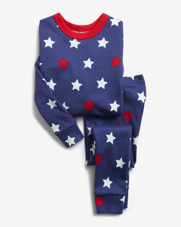 GAP Star Pijama pentru copii Albastru