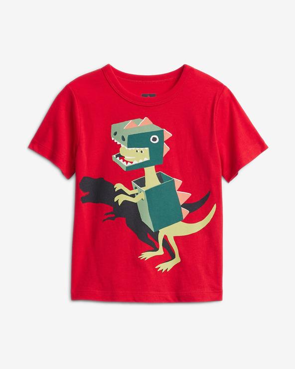 GAP Tricou pentru copii Roșu