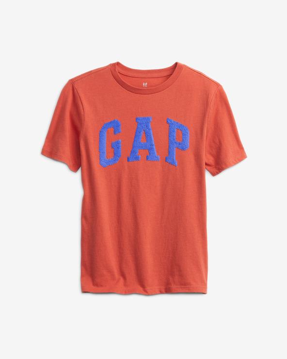 GAP Interactive Tricou pentru copii Portocaliu