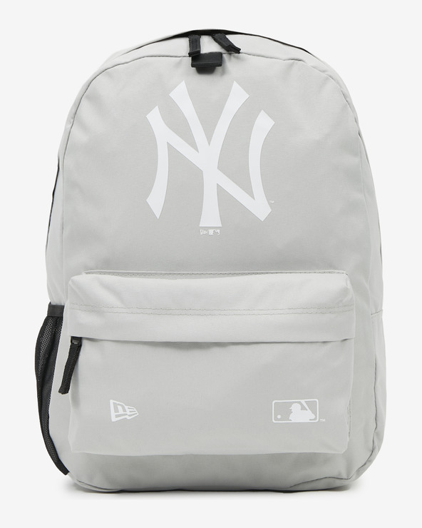 Levně New Era New York Yankees Batoh Šedá