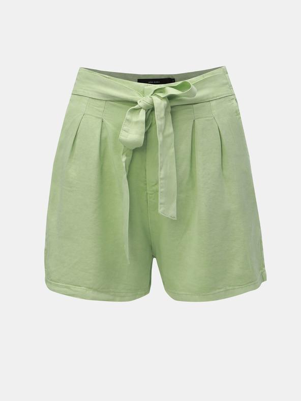 Vero Moda Mia Pantaloni scurți Verde