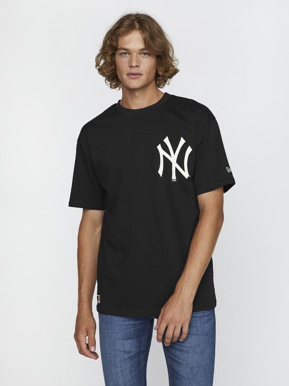 New Era MLB Big Logo New York Yankees Tricou Negru