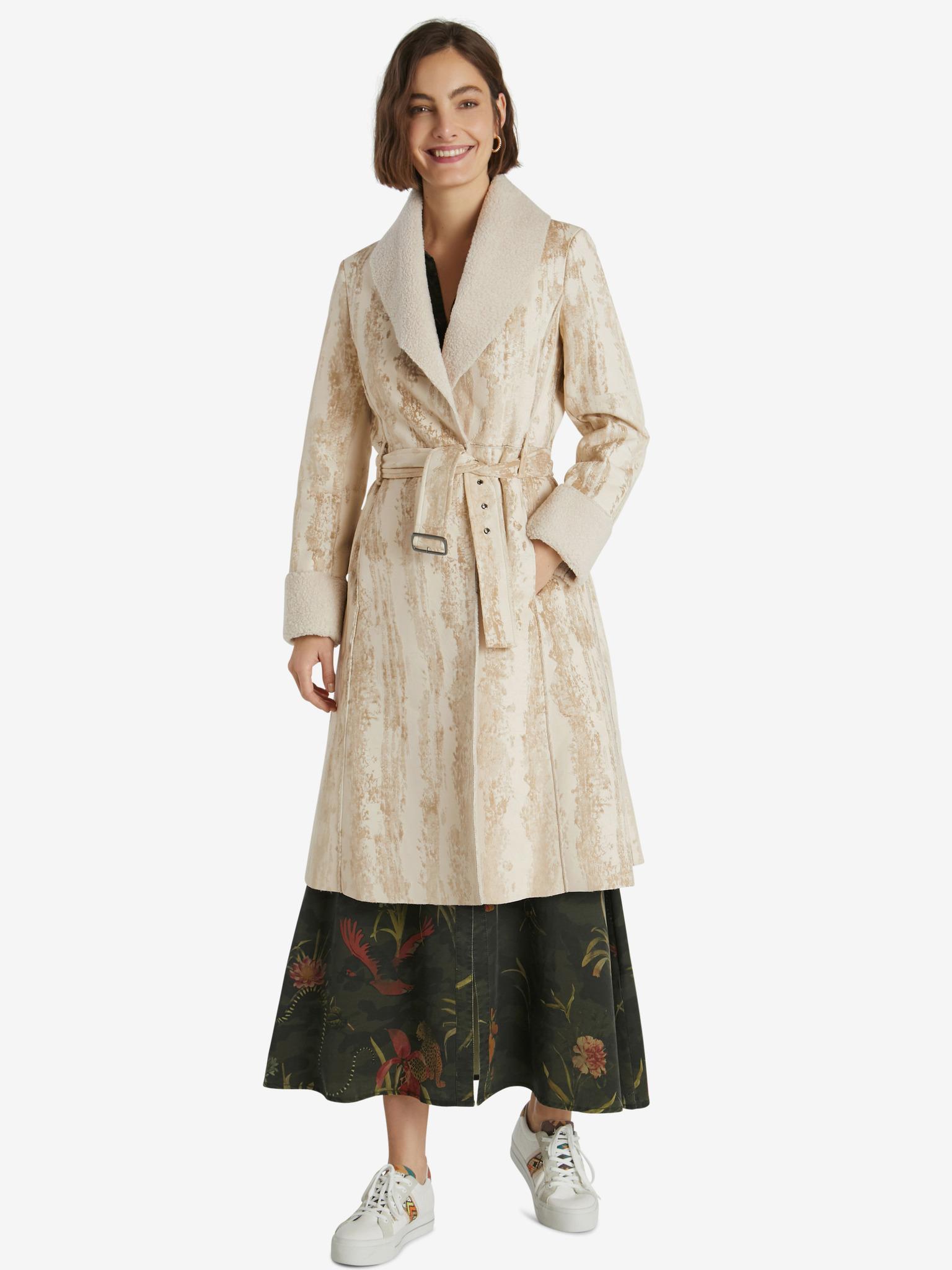 Marvelous Kabát Desigual