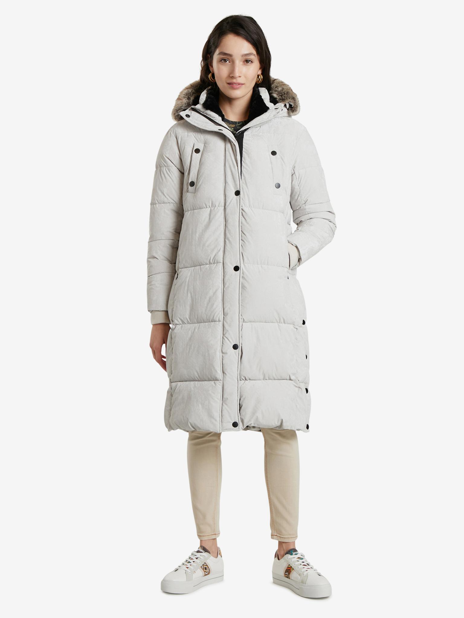 Antartica Kabát Desigual