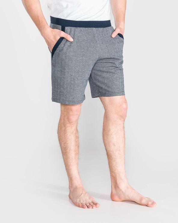 Emporio Armani Sleeping shorts Blau