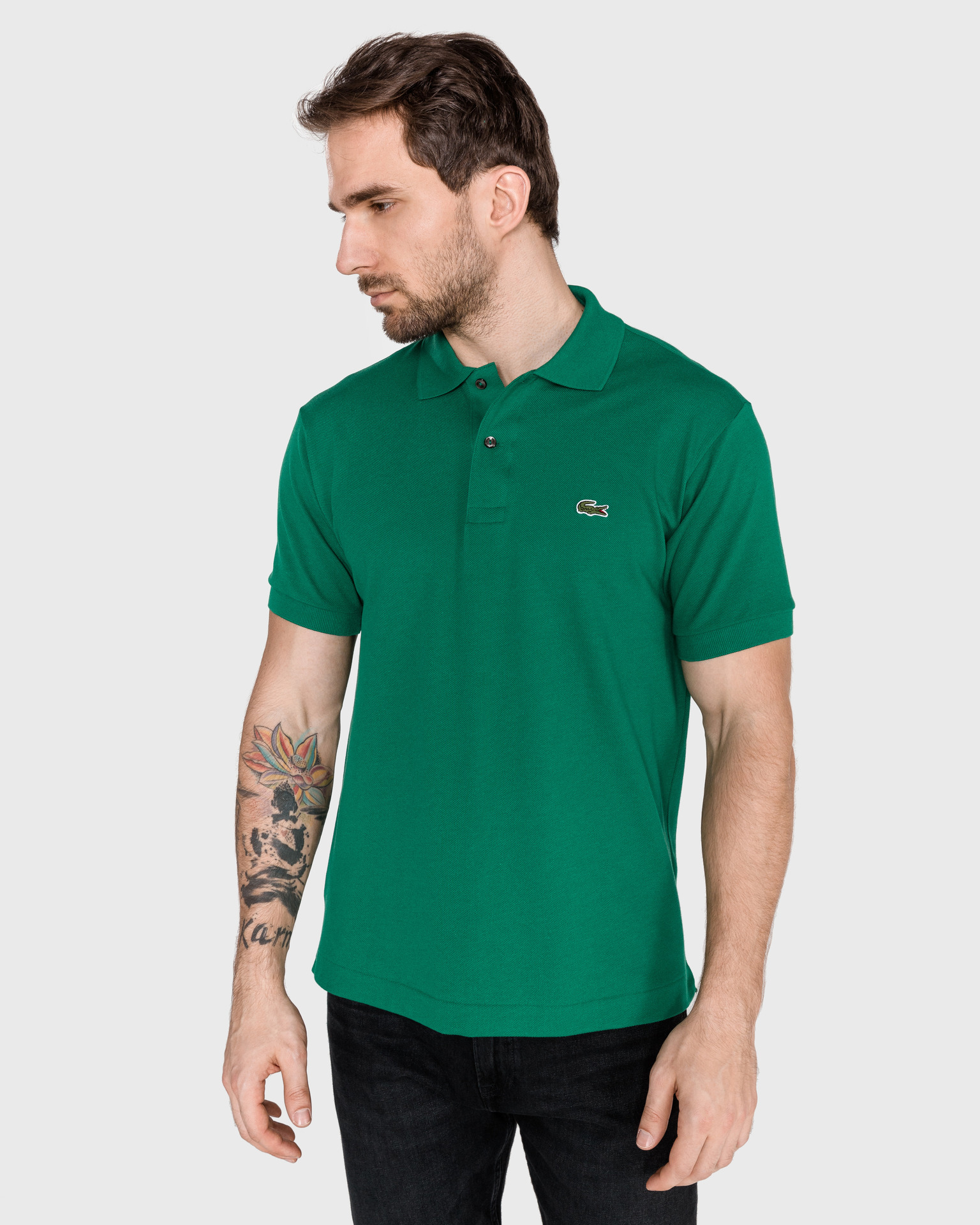 new design release info on retail prices Lacoste - Polo Shirt Bibloo.com