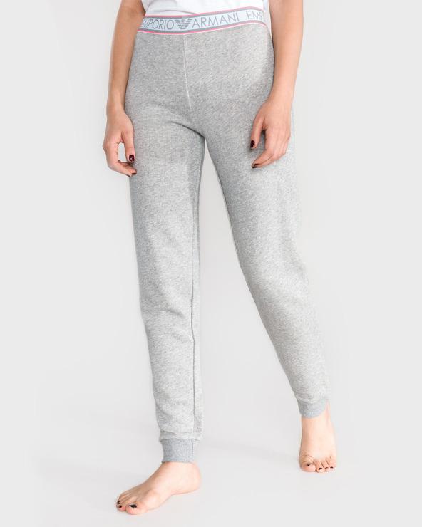 Emporio Armani Sleeping pants Grau