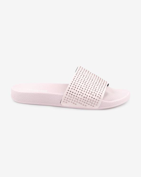 Trussardi Jeans Pantoffeln Rosa