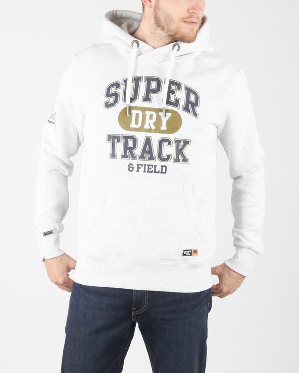 SuperDry Sweatshirt Weiß