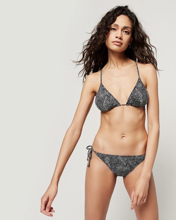 O'Neill Capri Bondey Bikini Schwarz Grau