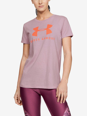 Under Armour Sportstyle Classic Triko