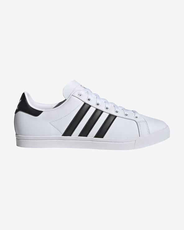 adidas Originals Coast Star Tennisschuhe Weiß