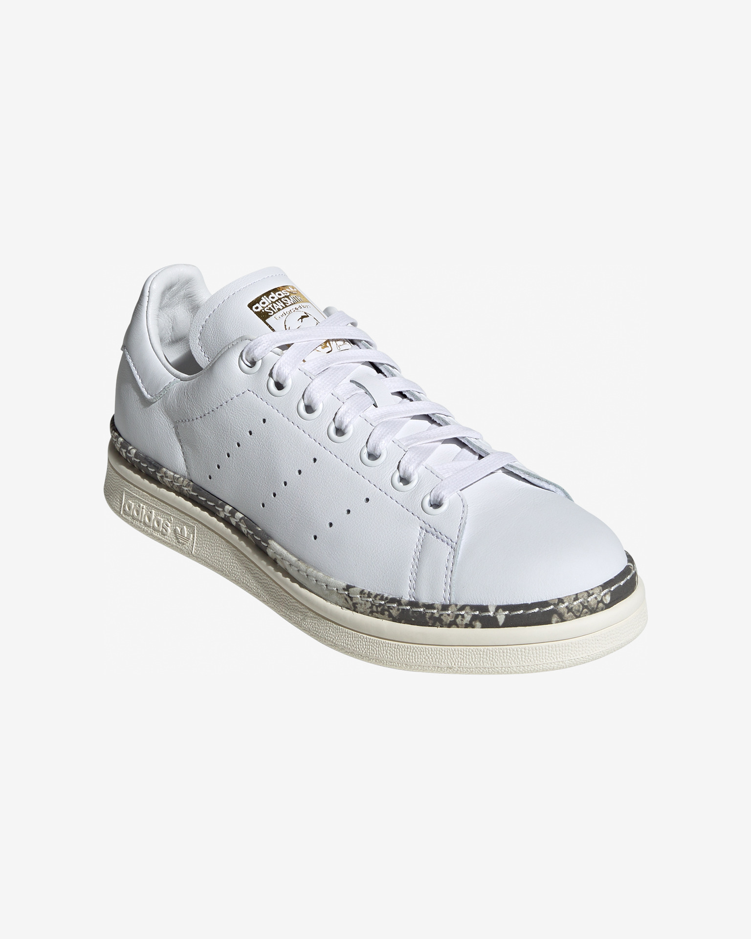 adidas Originals Stan Smith New Bold Tenisówki | Bibloo.pl