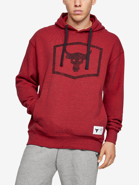 Under Armour Project Rock Warm-Up Mikina