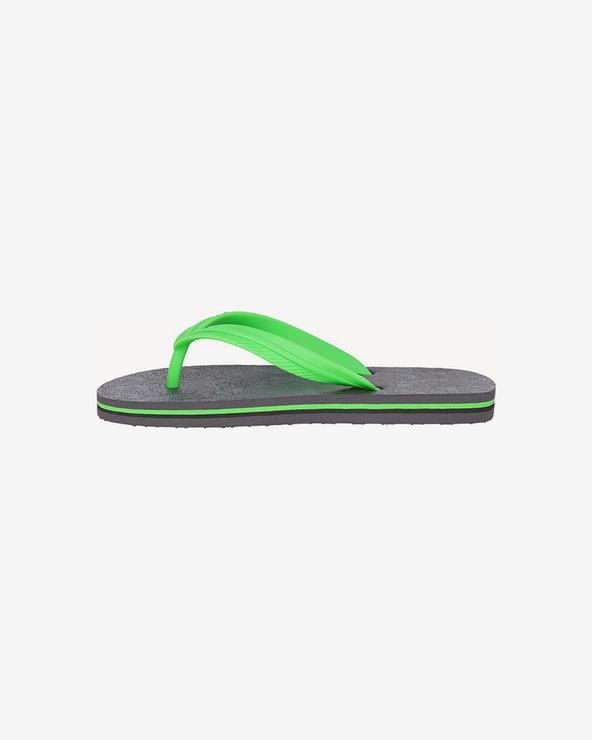 O'Neill Profile Flip-Flops Kinder Grün Grau
