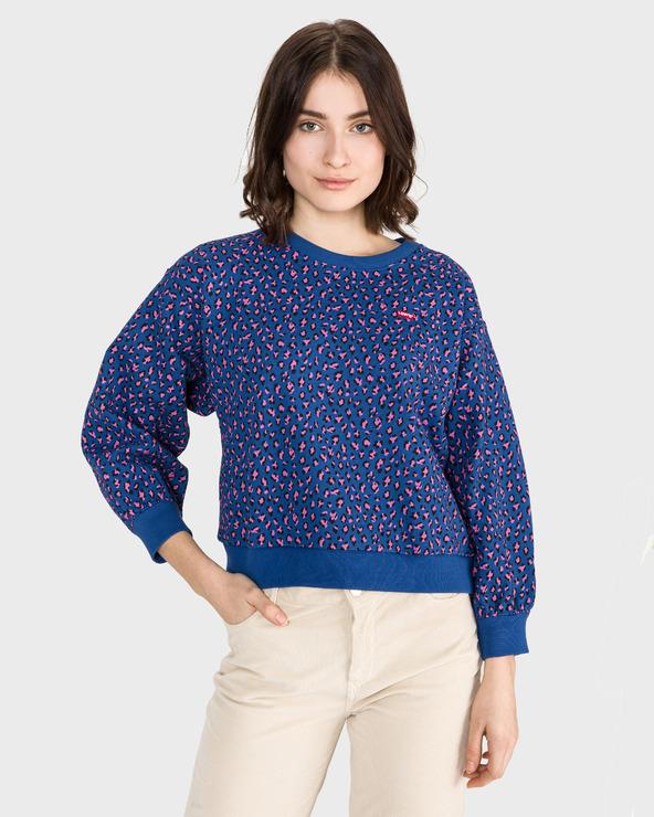 Levi's® Isa Sweatshirt Blau