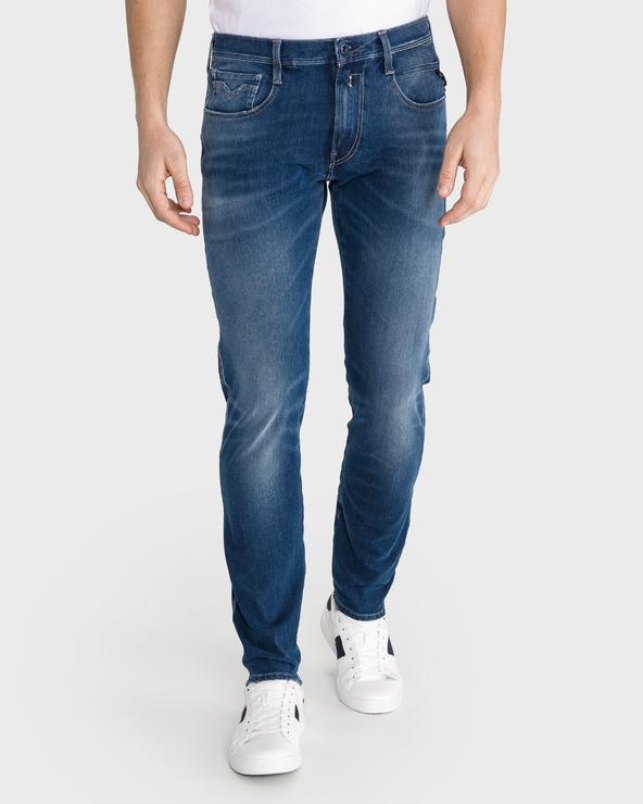 Replay Anbass Jeans Albastru