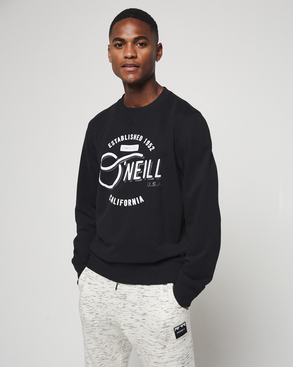 O'Neill Cali Sweatshirt Schwarz