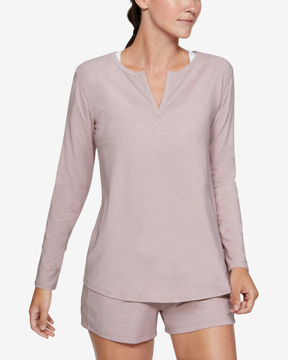 Under Armour RECOVER™ Sleeping T-shirt Beige