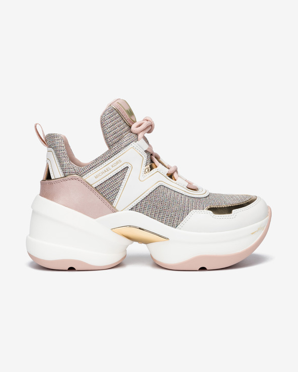 Michael Kors - Olympia Glitter Sneakers