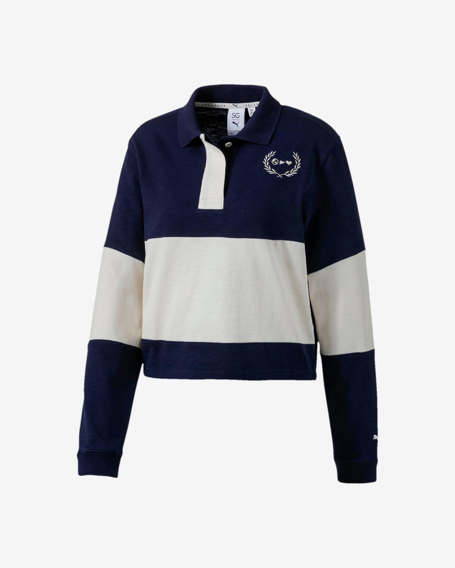 Selena Gomez Rugby Tričko Puma