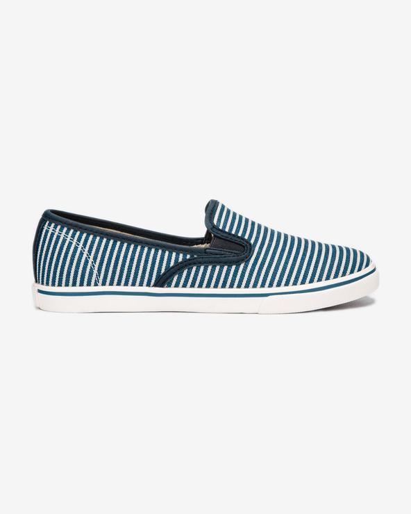 Polo Ralph Lauren Janis Slip On Blau