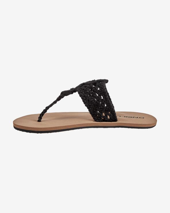 O'Neill Flip-Flops Schwarz