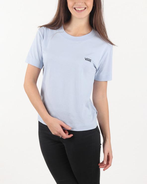 Vans Junior V T-Shirt Blau