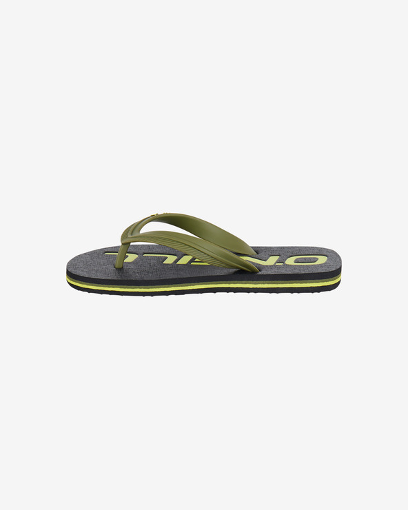 O'Neill Profile Flip-Flops Kinder Schwarz Gelb