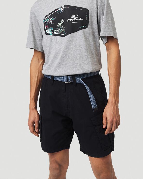 O'Neill Filbert Cargo Shorts Schwarz Grau