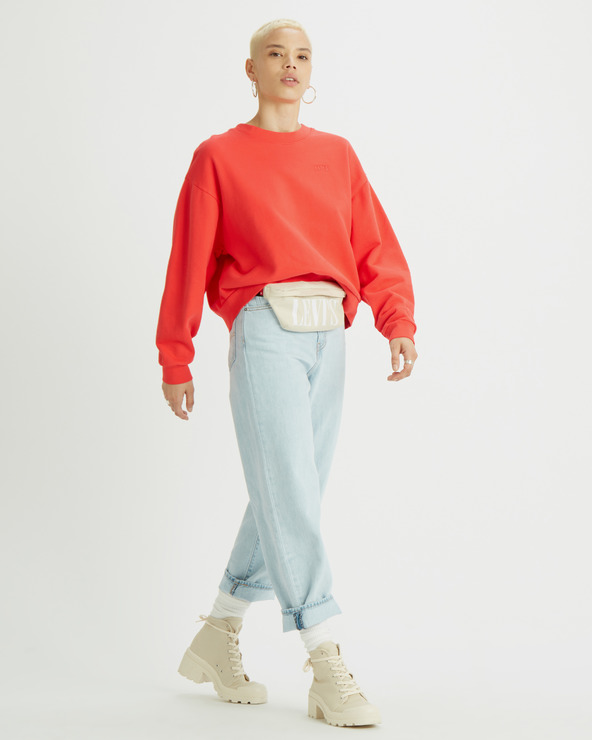 Levi's® Diana Sweatshirt Rot