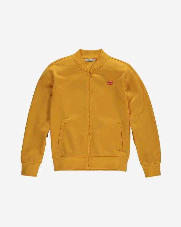 O'Neill Tech Sweatshirt Kinder Gelb