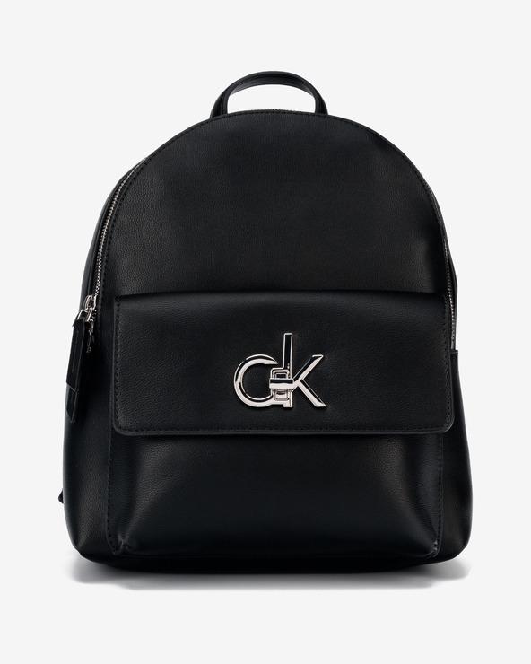 Calvin Klein Re-Lock Small Rucksack Schwarz