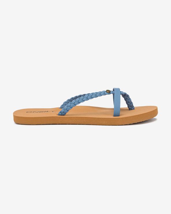 O'Neill Ditsy Elite Flip-Flops Blau Braun