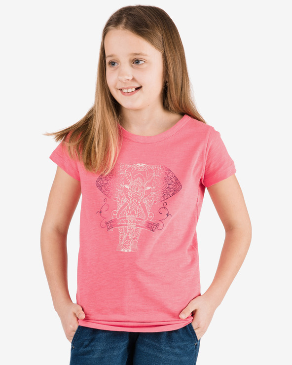 Sam 73 Tricou pentru copii Roz
