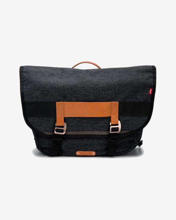 Levi's® Commuter Messenger Tasche Schwarz