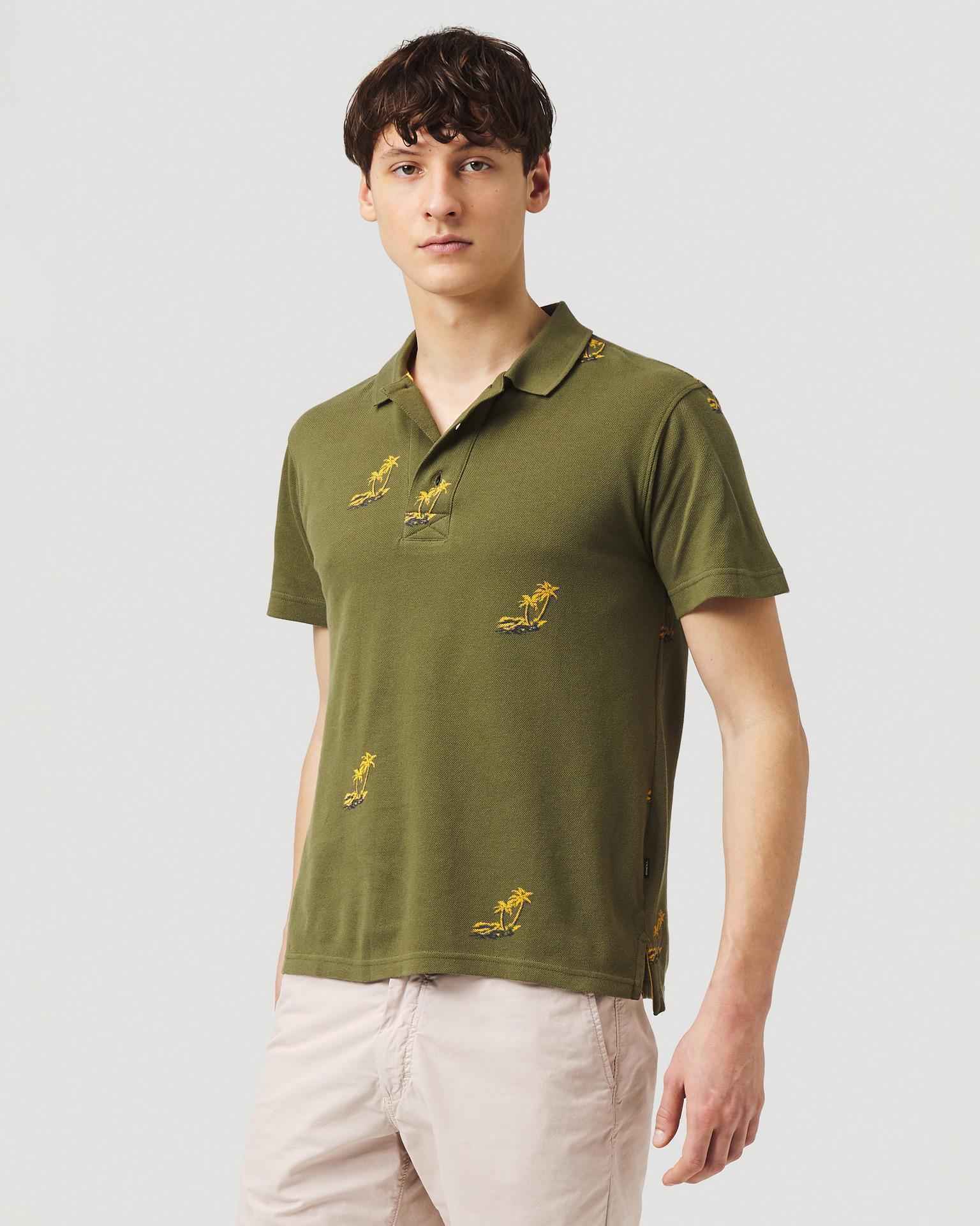 Palm All Over Polo tričko O'Neill