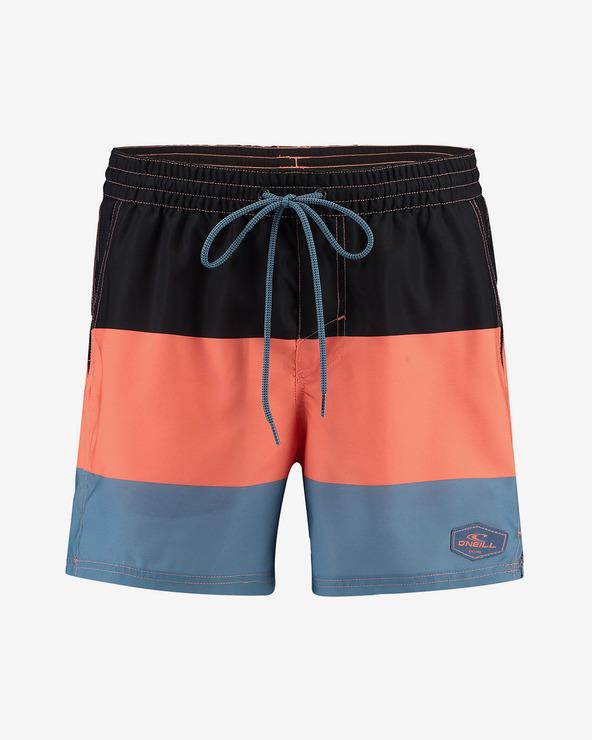 O'Neill Horizon Swimsuit Schwarz Rosa
